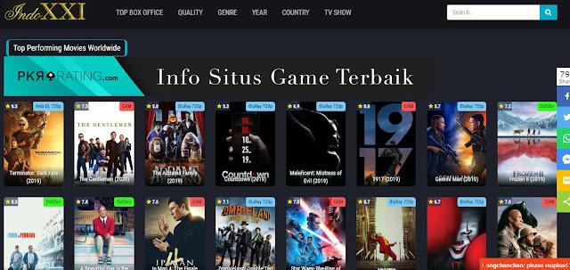 14 Situs Streaming Film Gratis Terbaru Dan Terupdate Pengganti INDOXXI 5