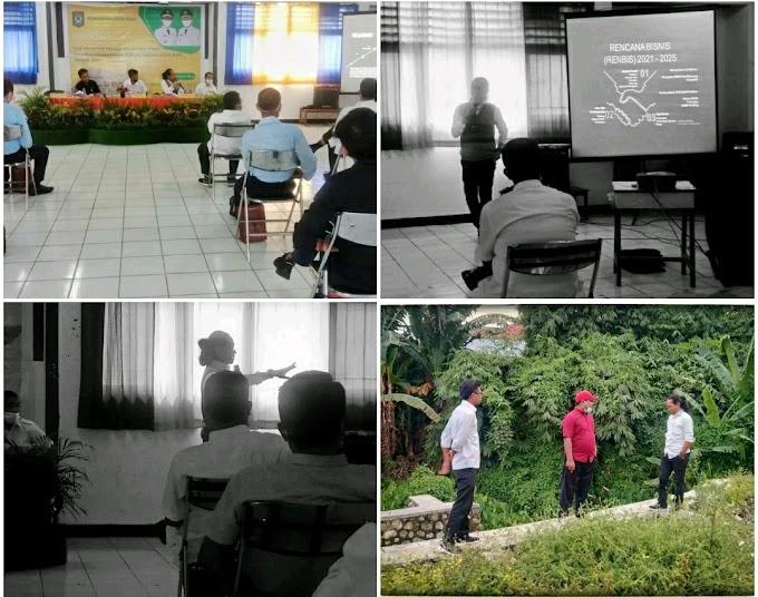 Gelar Promosi Tanam Modal Dan Investasi, DPMPTSP Gandeng Direksi BUMD Kota Bima