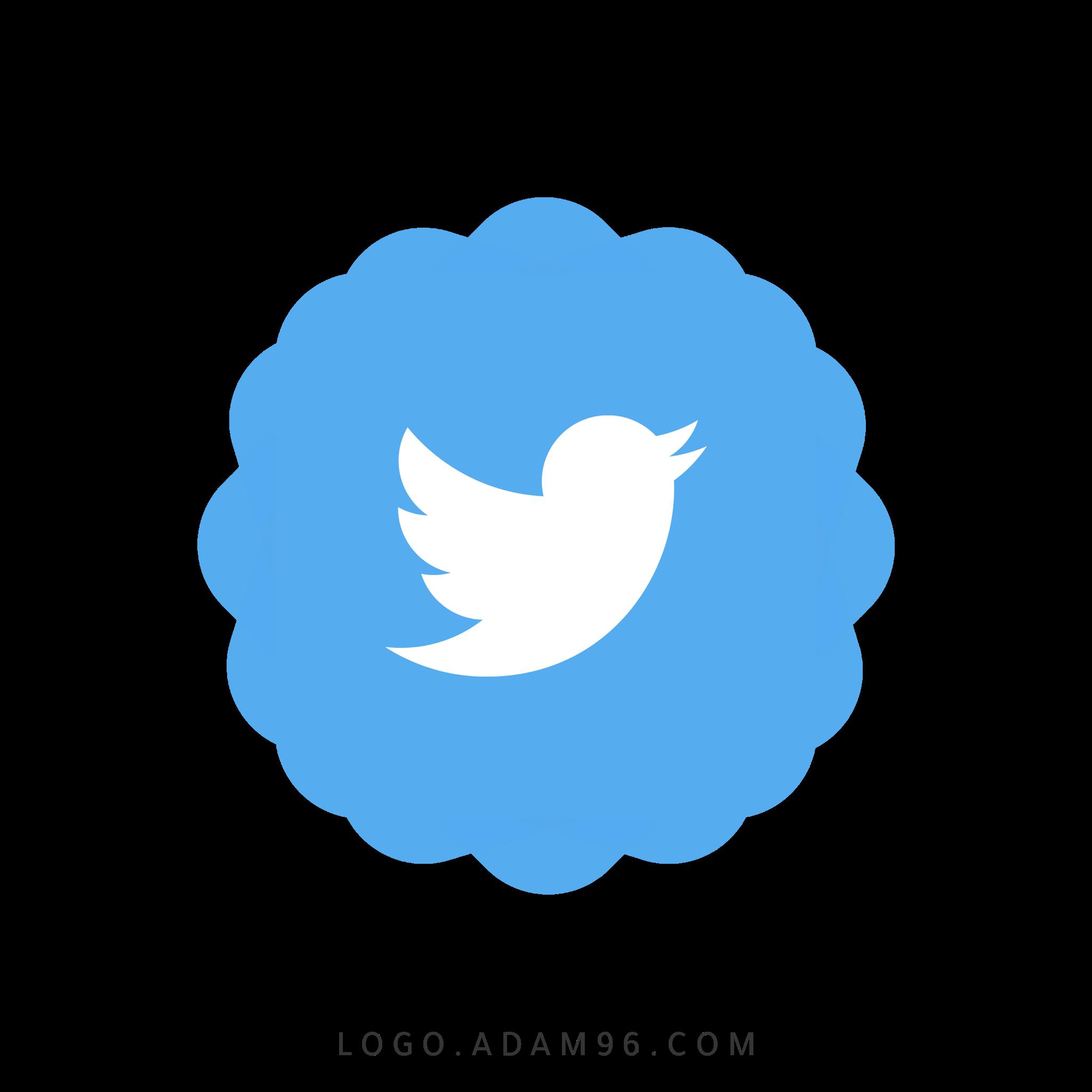 تحميل شعار تويتر شفاف لوجو عالي الدقة بصيغة PNG