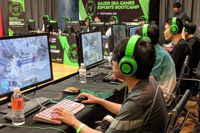 Razer Keluarkan 10 Juta Dollar Untuk Danai Perkembangan e-Sports Di Singapore