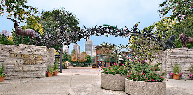 Lincoln Park Zoo em Chicago