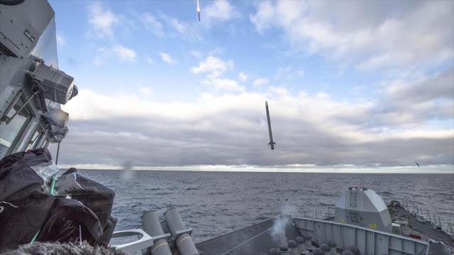 "Reino Unido prueba nuevo sistema de misiles ante ""amenaza global"""