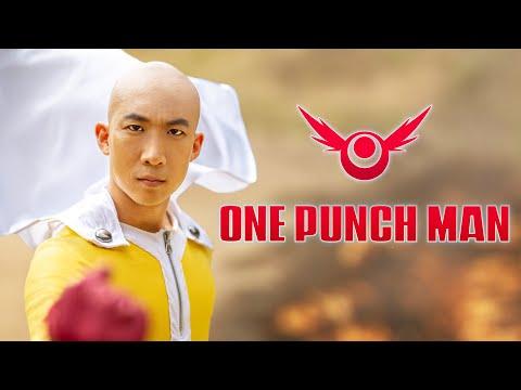 Fãs criam live action de One Punch Man!