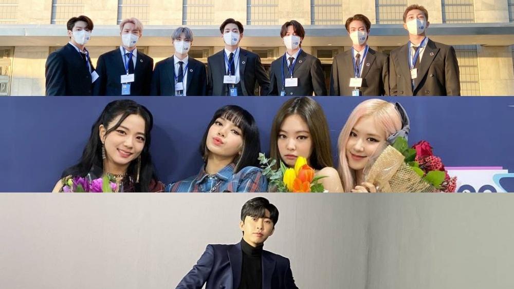 Korean Celebrities With the Highest Brand Reputation in September 2021