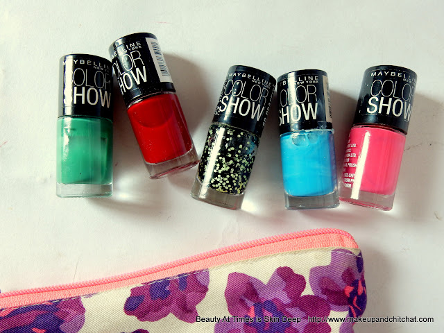 summer favorite nail polishes