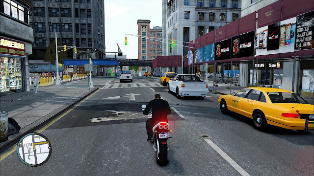 GRAND THEFT AUTO IV : Official Game Direct Free Download