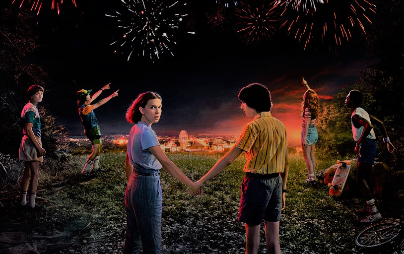 Oh So Geeky: Watch On Netflix: Stranger Things 3 (2019)