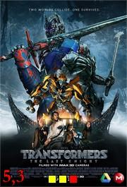 Transformers – O Último Cavaleiro Dublado
