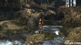 Tomb Raider: Legend (X-BOX360) 2006