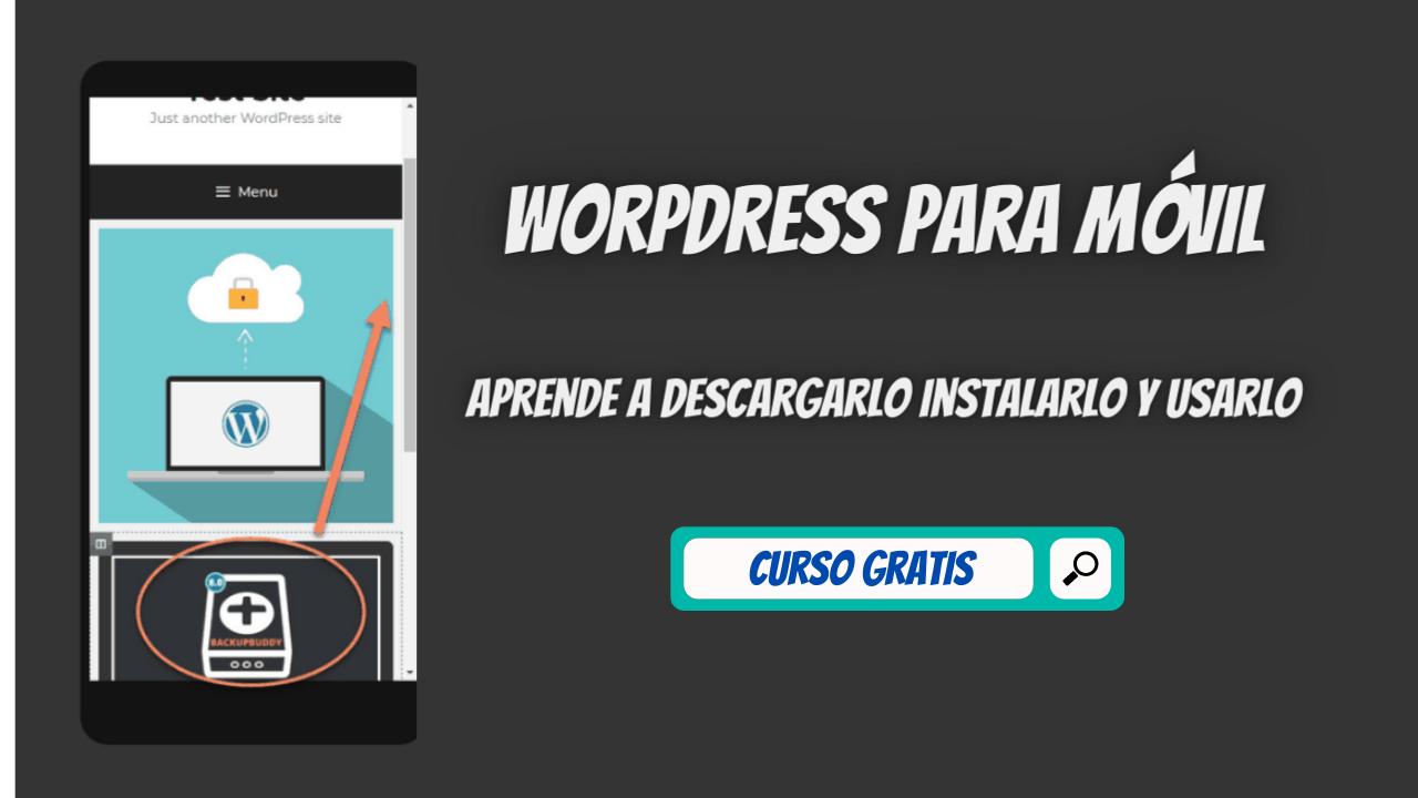 Como usar WordPress para dispositivos móviles