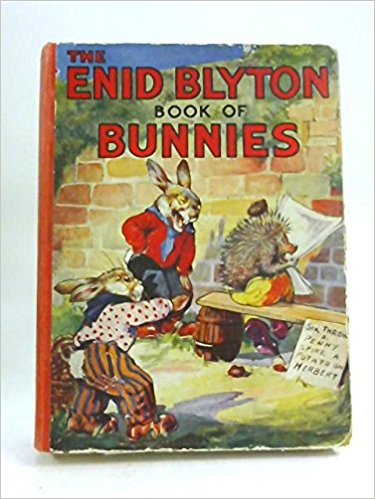 "Enid Blyton ""Book of Bunnies"" 1923"