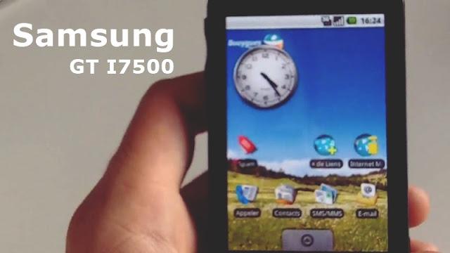 Samsung GT I7500