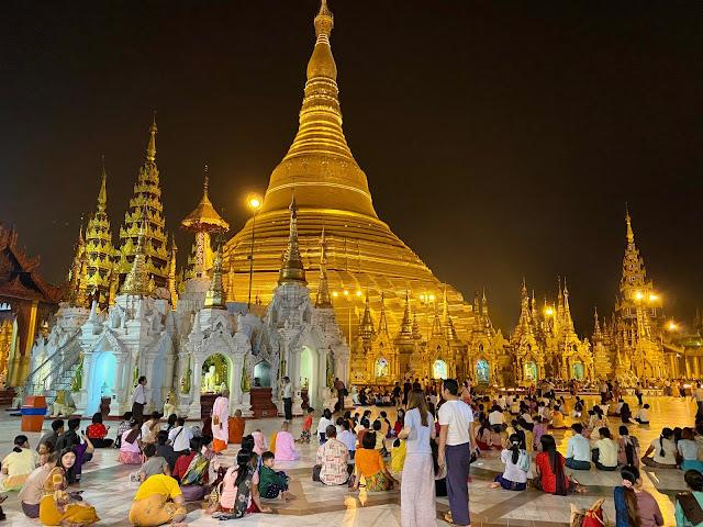 Swedagon Pagoda (Yangon)