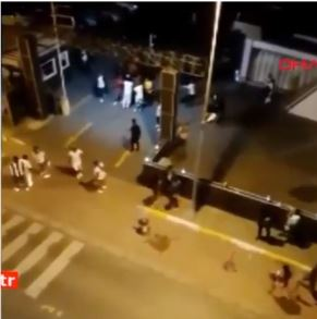 Tension As Nigerian Cultists Clash In Turkey Leaving Many Injured (Video) #Arewapublisize