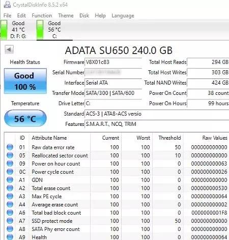 Software Untuk Mengecek Kesehatan SSD-1