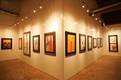 Celebritarian Corporation Gallery Of Fine Art, galeria de Marilyn Manson.