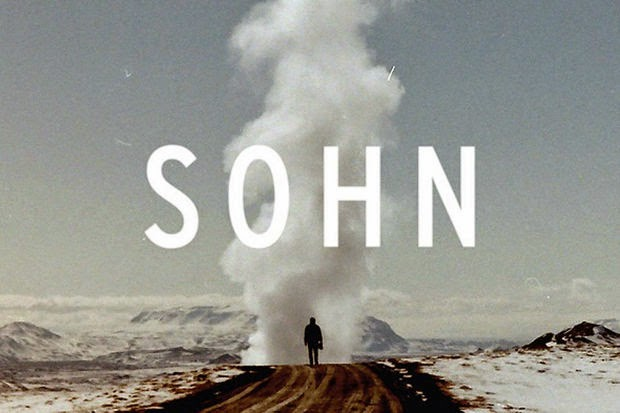 Sohn Tremors Album Cover