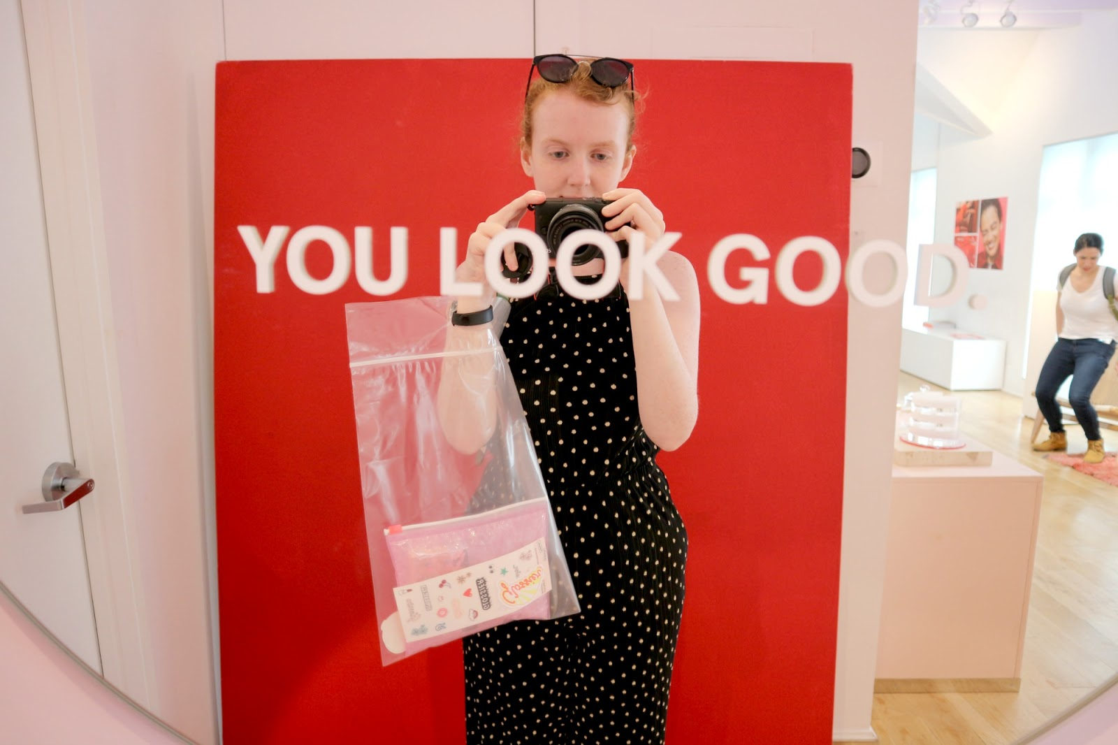 Glossier Shop NYC