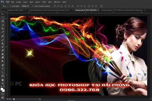 Khóa học photoshop tại Hải Phòng