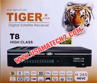 Tiger T8 High Class Software Download 2019