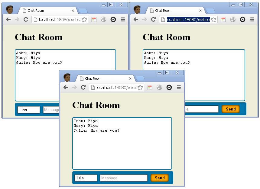 JSR 356 - Java API for Websocket (JEE 7 with Glassfish 4 0) | Strive
