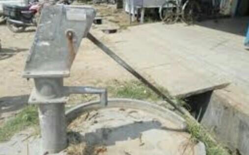 Ajmer, rajasthan, delhi gate ajmer, dargah bajar ajmer, ajmer dargah, hand pump, hand pump, water hand pump, ajmer news, rajasthan news