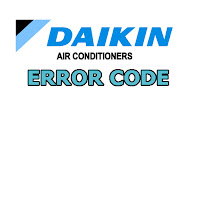Kode error ac daikin u2, penyebab kode error ac daikin u2, cara mengatasi kode error ac daikin u2