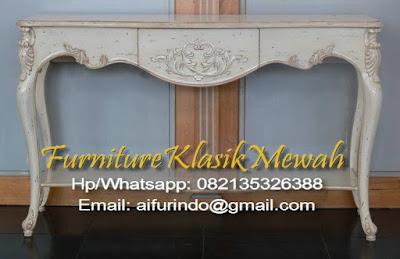 Furniture Konsul Klasik-Meja konsul Klasik Jepara