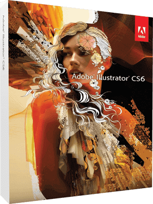 Adobe Illustrator CS6 full box