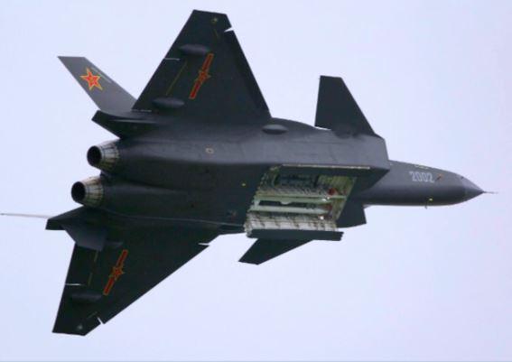 Chengdu J-20 specs