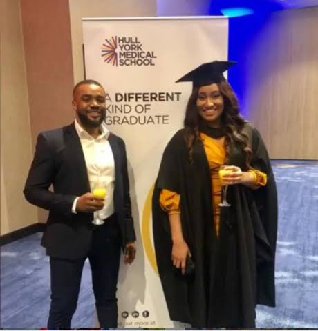 My wife put her medical profession on hold to help me build my goals and dreams- Williams Uchemba reveals as he appreciates his wife