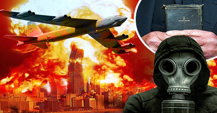 Προειδοποίηση Στίγκλιτς ανανεωμένο: Έρχεται ο Γ΄Παγκόσμιος πόλεμος - Πρέπει να τον προλάβουμε