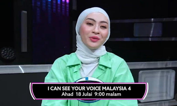 LIVE I Can See Your Voice Malaysia 4 Minggu 10 (18.7.2021)