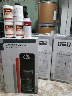 Máy xay cafe espresso HC 600