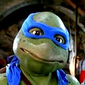 Las tortugas Ninja 1990 Leonardo