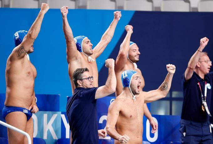 Στον τελικό των Ολυμπιακών Αγώνων η Εθνική ομάδα Πόλο