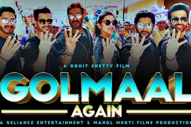 Golmaal Again Trailer: This Time Tusshar Kapoor Gets Back His Voice