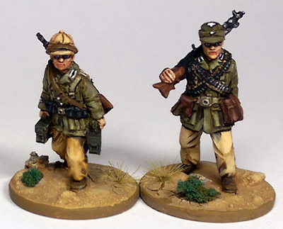 Offensive Miniatures DAK LMG