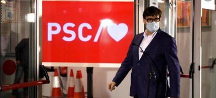 El PSC gana en votos las elecciones catalanas pero el independentismo refuerza su mayoría