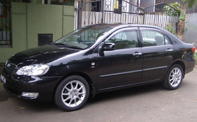 Harga Mobil Bekas Corolla Altis