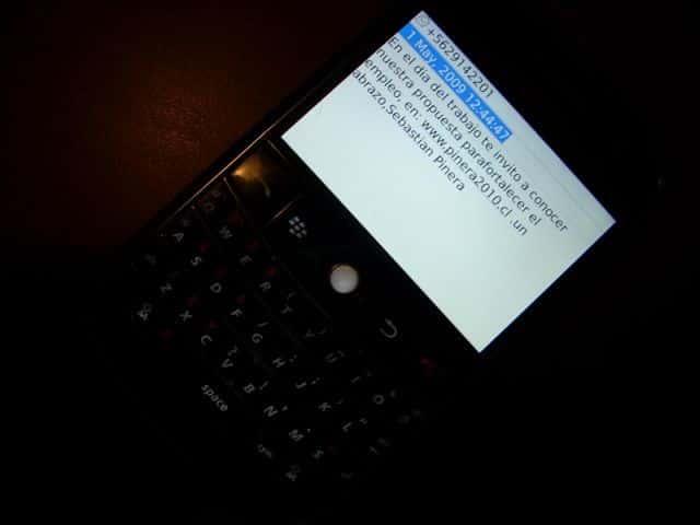 hp tidak bisa menerima pesan
