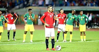 ملخص مباراة مصر وجنوب أفريقيا اليوم (3/0)مبارة رائعة
