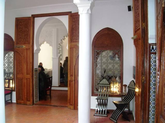Te voy a contar un cuento viaje a marruecos tetu n - Hotel puerta del arco ...
