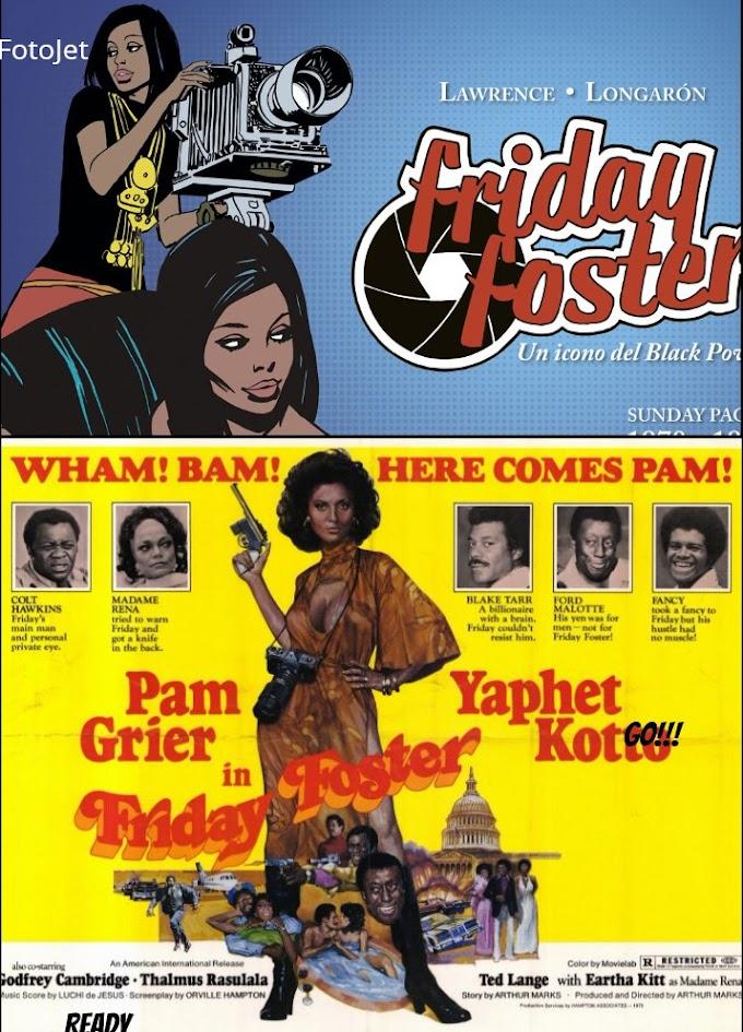 'Friday Foster', de la viñeta al celuloide