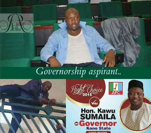 Hon Kawu governor kano