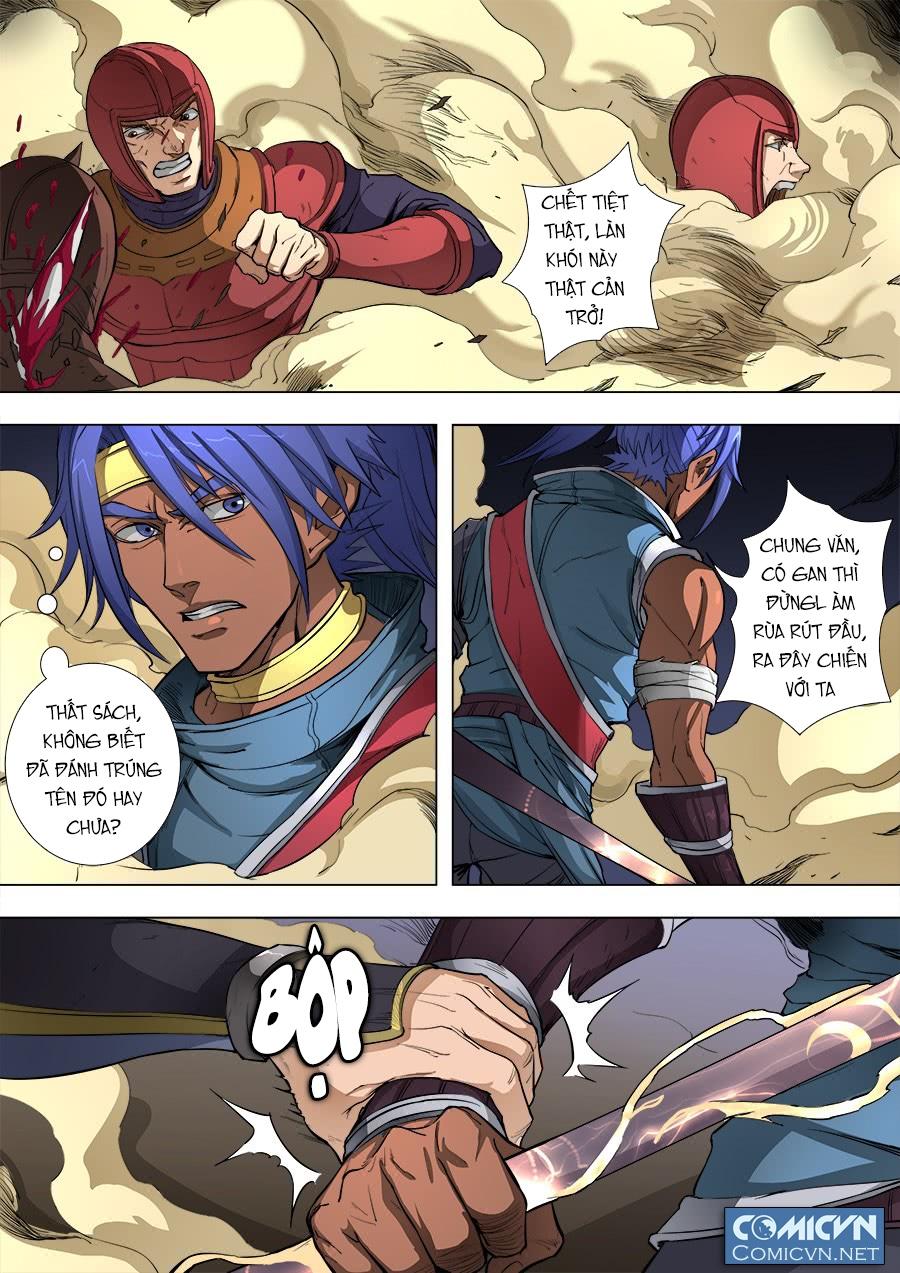 Đường Dần Tại Dị Giới Chap 192 - Trang 9