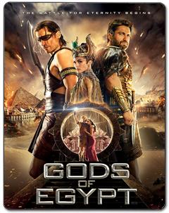 Deuses do Egito Torrent (2016) – BluRay Ultra HD Dublado 5.1 Download
