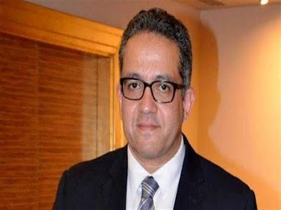 وزير الآثار, الدكتور خالد العناني,