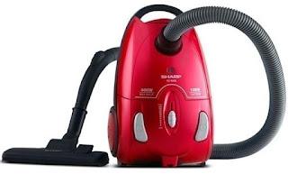 SHARP - Dry Vacuum Cleaner