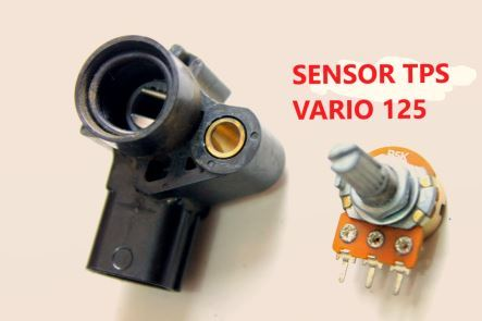 Cara Memperbaiki Sensor TPS Vario 125